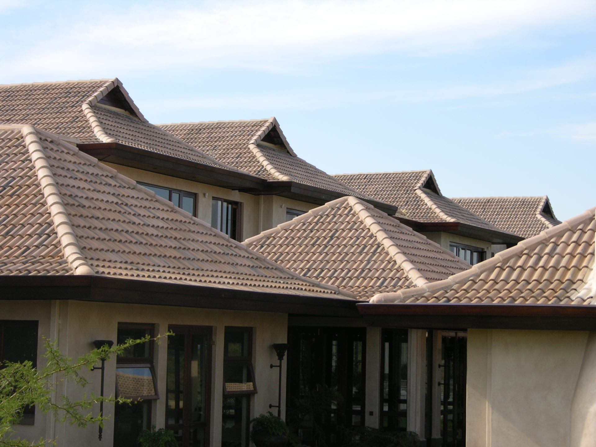 Marley Monarch Concrete Roof Tile - Marley Roofing