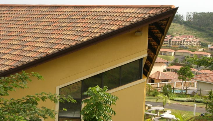 What care and maintenance is required for roofing tiles?