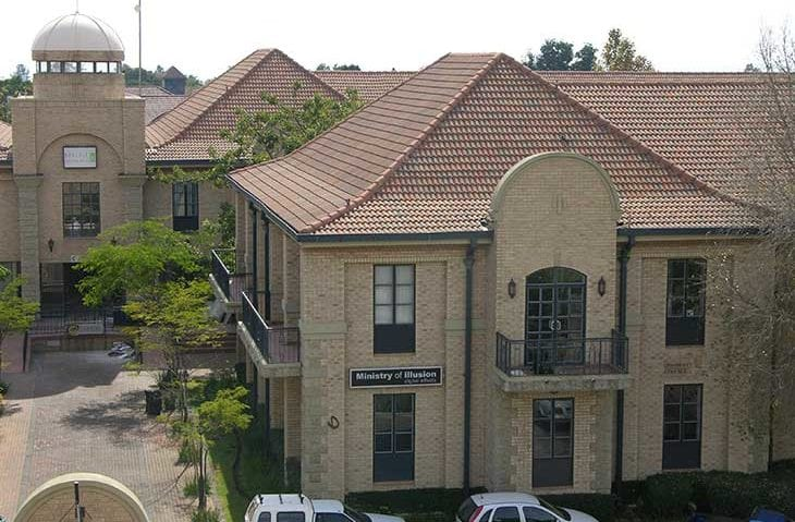 Bryanston Wedge Office Park