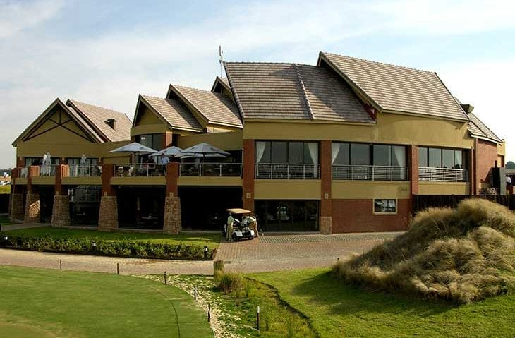 Ebotse Golf Club House