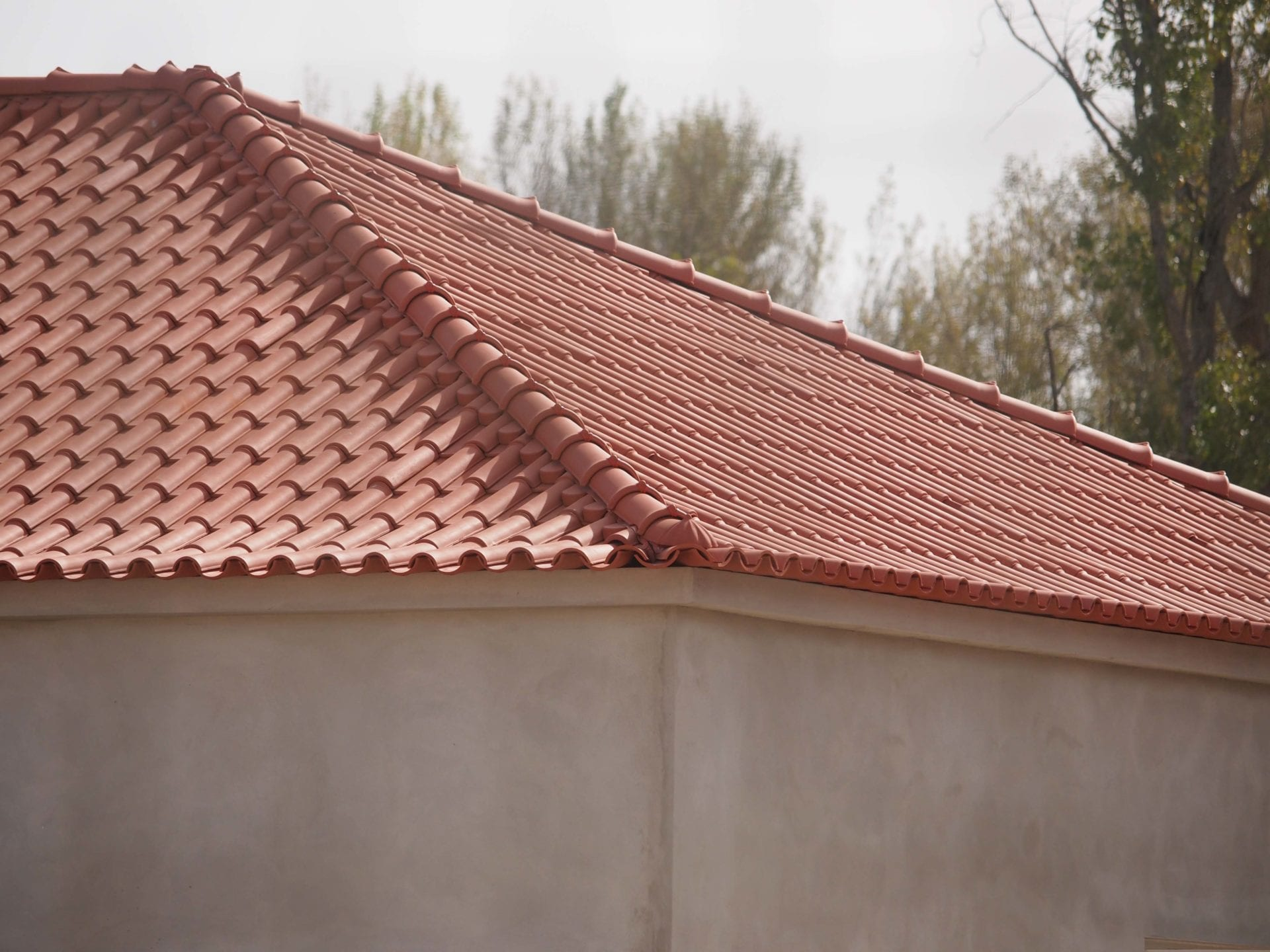 Marley Advance Lusa Bold Roll Clay Roof Tile Marley Roofing