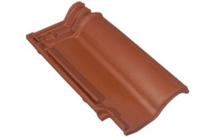 Marley Advance Lusa Bold Roll Clay Roof Tile
