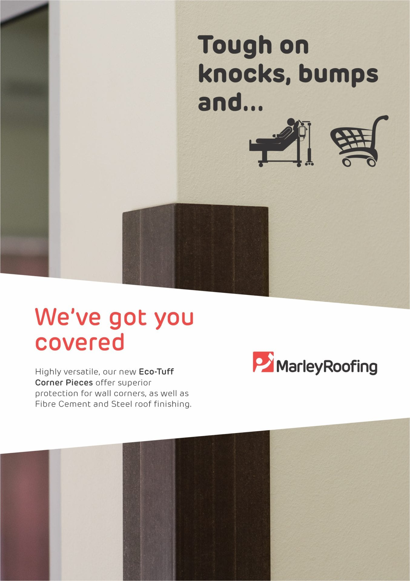 Marley Eco-Tuff Corner Pieces Brochure Cover