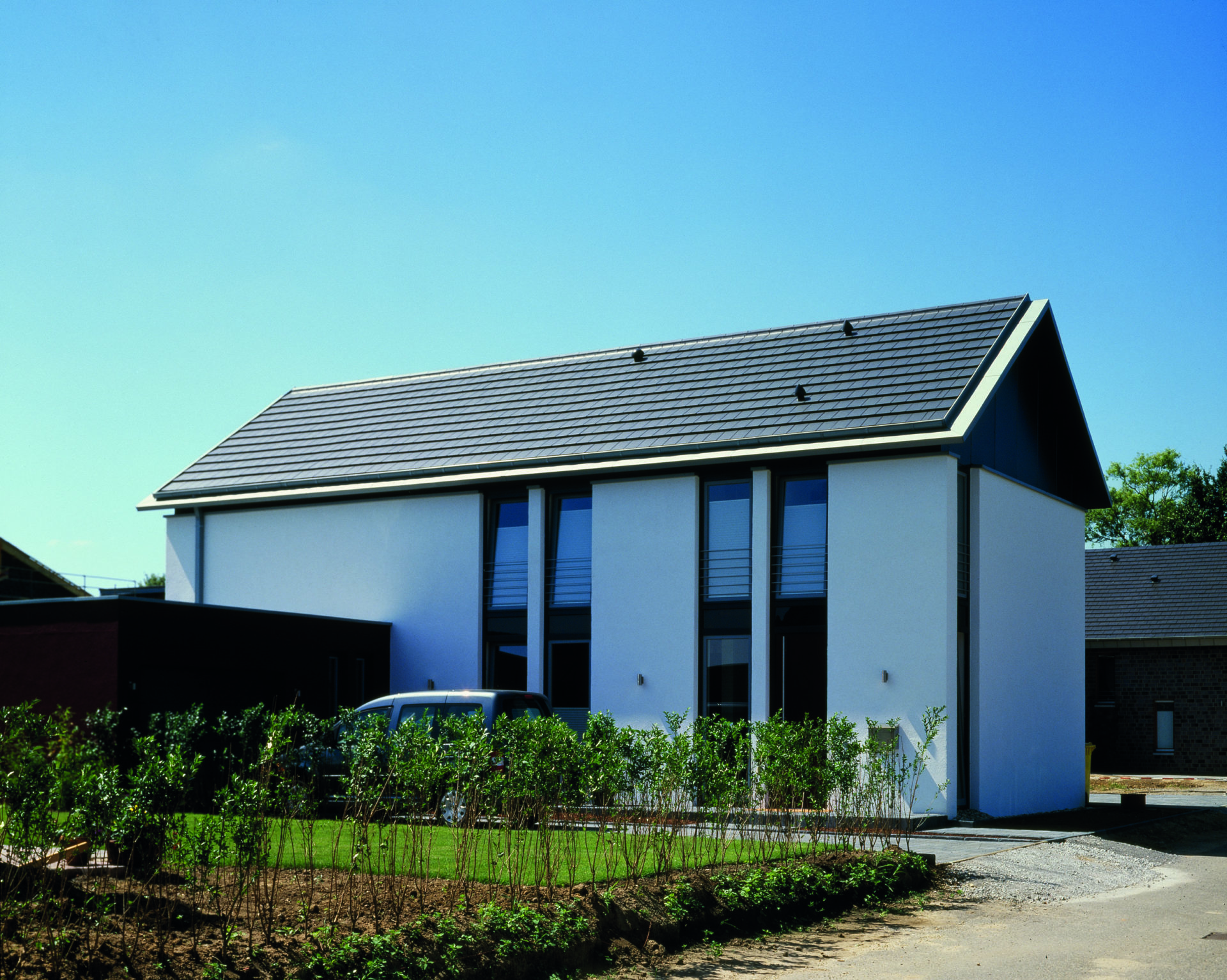 Marley Domino Flat Clay Roof Tile Marley Roofing