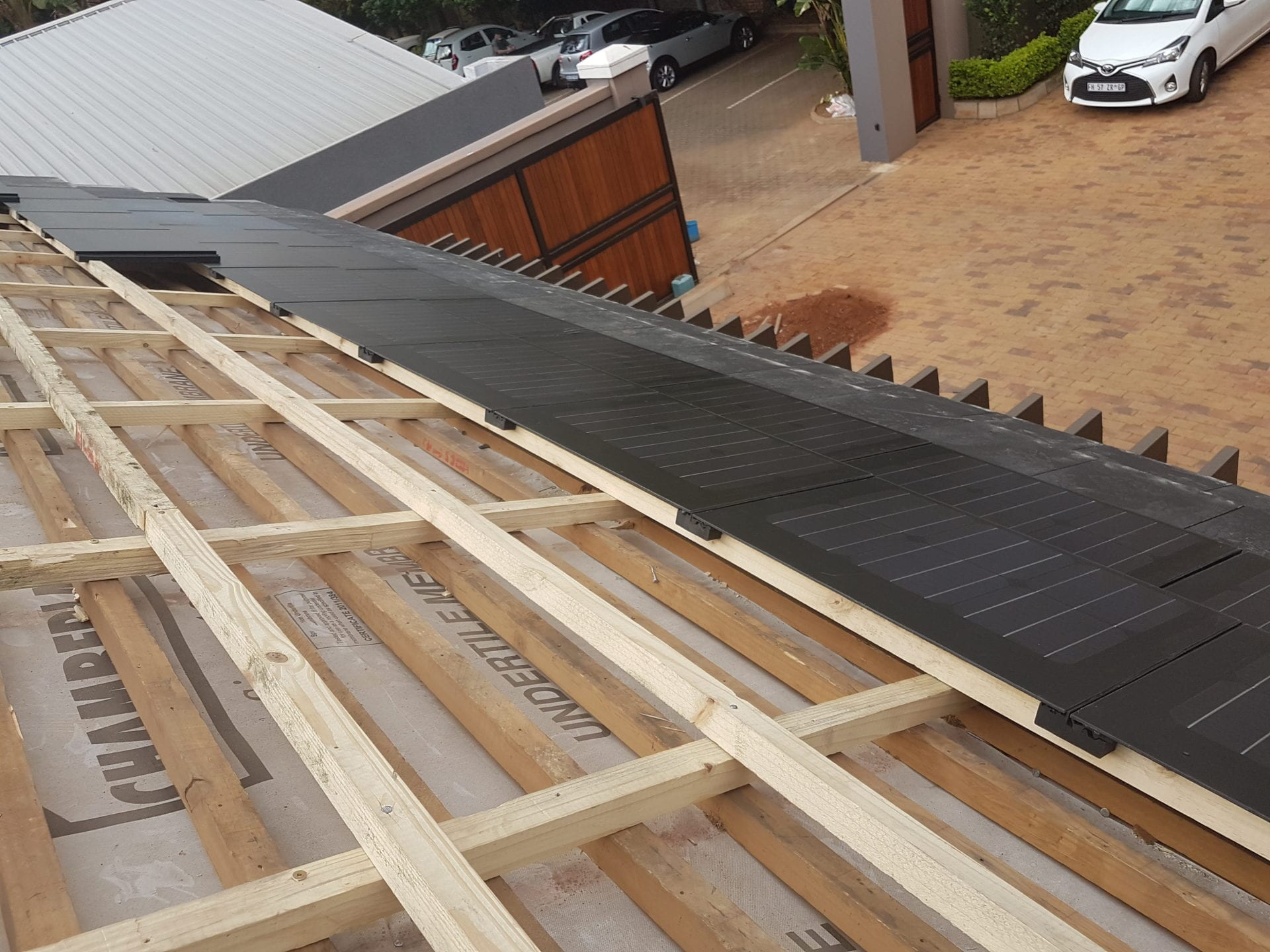 Marley Solteq Pv Solar Roof Tile Marley Roofing
