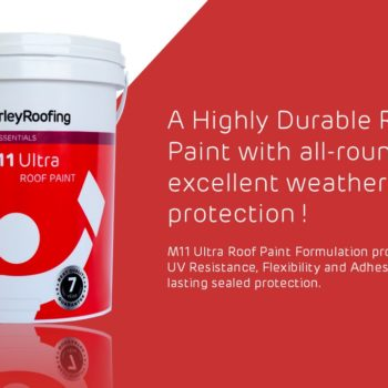 Marley M11 Ultra Roof Paint