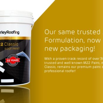 Marley M22 Classic Roof Paint