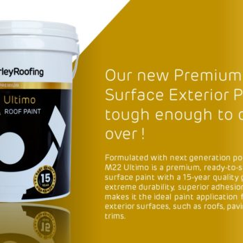 Marley M22 Ultimo Premium Multi-Surface Exterior Paint